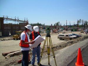 Construction Surveying - Construction Staking