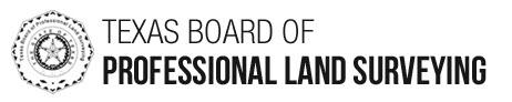 Texas Board of Land Surveyors