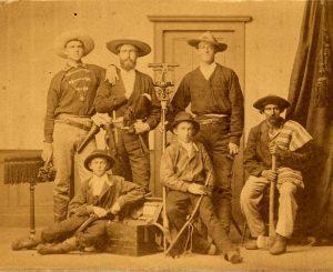 Early Land Surveyors